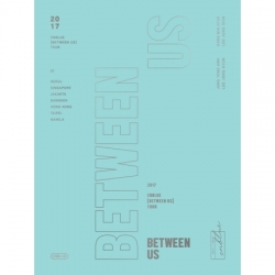 """[PRE-ORDER] CNBLUE - 2017 CNBLUE """"BETWEEN US"""" TOUR (2DVD + 2CD)"""