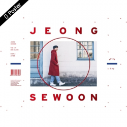 "[PRE-ORDER] JEONG SE WOON - 1st Mini Album Part.2 ""AFTER"" (DAY VER.)"