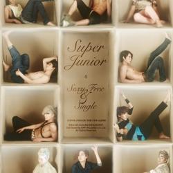 """[PRE-ORDER] Super Junior - 6th Album """"Sexy, Free & Single"""" (B Ver.)"""