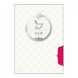 [PRE-ORDER] Block B - H.E.R Music Story (DVD)