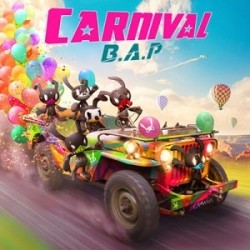 "[PRE-ORDER] B.A.P - 5th Mini Album ""CARNIVAL"" (Normal Ver.)"