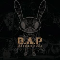 """[PRE-ORDER] B.A.P - B.A.P """"RECORDING TAKE 2"""""""
