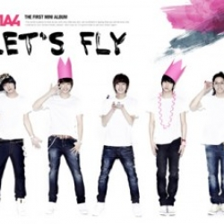 "[PRE-ORDER] B1A4 - 1st Mini Album ""Let's Fly"""