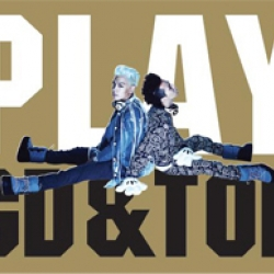 """[PRE-ORDER] GD & TOP - """"Play With GD&TOP"""" (2DVD + 100 p Photobook)"""