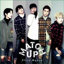 "[PRE-ORDER] MATCH UP - 1st Single Album ""FIRST MATCH"""