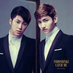 "[PRE-ORDER] TVXQ - Japan Album ""Catch Me - If you wanna"" (CD + DVD)"