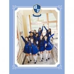 "[PRE-ORDER] FROMIS_9 - 1st Mini Album ""TO. HEART"" (Blue ver.)"