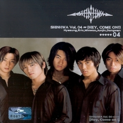 "[PRE-ORDER] SHINHWA - 4th Album ""HEY COME ON"""