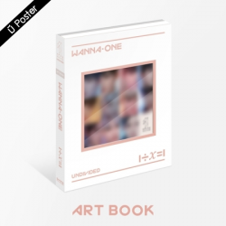 "[PRE-ORDER] WANNA ONE - Special Album ""1÷Χ=1 (UNDIVIDED)"" (ART BOOK VER.)"