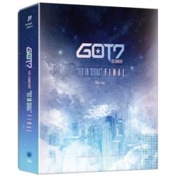 "[PRE-ORDER] GOT7 - GOT7 1st Concert ""FLY IN SEOUL"" FINAL (2BLU-RAY)"