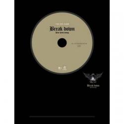 "[PRE-ORDER] KIM HYUN JOONG - 1st Mini Album ""BREAK DOWN"" Limited Edition (CD+DVD)"