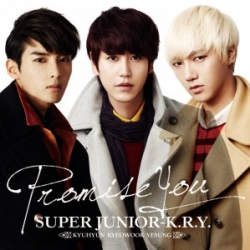 [PRE-ORDER] Super Junior K.R.Y. - Promise You (CD+DVD Ver.)