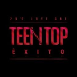 "[PRE-ORDER] 틴탑 (TEENTOP) - 20's Love One TEENTOP ""EXITO"""