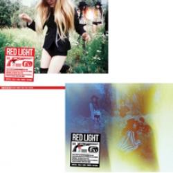 "[PRE-ORDER] f(x) - 3rd Album ""Red Light "" (TYPE A - Sleepy Cat Ver.)"