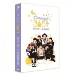 [PRE-ORDER] GOT7 - GOT7 1st FAN MEETING 365+ 2015 DVD