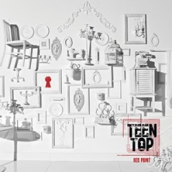 """[PRE-ORDER] TEENTOP - 7th Mini Album """"RED POINT"""" (CHIC Ver.)"""