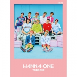 """[PRE-ORDER] WANNA ONE - 1st Mini Album """"1X1=1 (TO BE ONE)"""" (Pink Ver.) (Re-Stock ใหม่ 09/07/61 มีโปสปกชมพู)"""