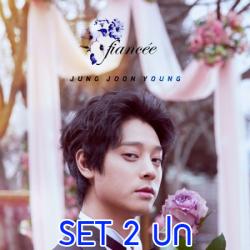 "[PRE-ORDER] JUNG JOON YOUNG - 2nd Single Album ""FIANCEE"" (SET 2 ปก)"