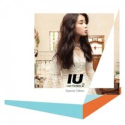 """[PRE-ORDER] IU - 2nd Album """"Last Fantasy"""" (Special Edition)"""