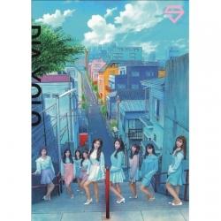 "[PRE-ORDER] DIA - 2nd Album ""YOLO"" (Pink DIA Ver.)"