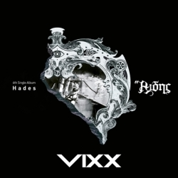 "[PRE-ORDER] VIXX - 6th Single Album ""HADES"""