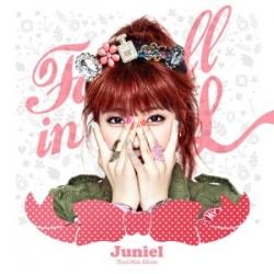 "[PRE-ORDER] JUNIEL - 3rd Mini Album ""Fall in L"""