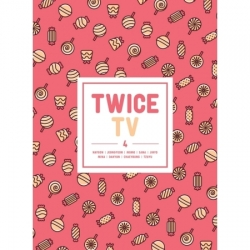 [PRE-ORDER] TWICE - TWICE TV4 (Limited Edtion - 3DVD)
