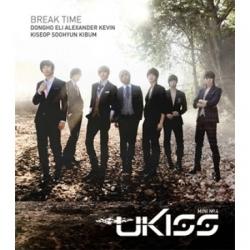 "[PRE-ORDER] U-KISS - 4th Mini Album ""BREAK TIME"""