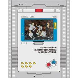 "[PRE-ORDER] iKON - 2015-2016 iKON iKONCERT ""SHOWTIME"" IN SEOUL LIVE (DVD)"