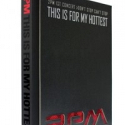 "[PRE-ORDER] 2PM THIS IS FOR MY HOTTEST : 1st CONCERT ""DON'T STOP CAN'T STOP"""