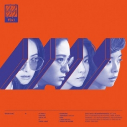 "[PRE-ORDER] F(x) - 4th Album ""4 Walls"" + POSTER"