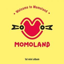"[PRE-ORDER] MOMOLAND - 1st Mini Album ""WELCOME TO MOMOLAND"""