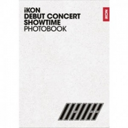 [PRE-ORDER] iKON - DEBUT CONCERT SHOWTIME PHOTO BOOK