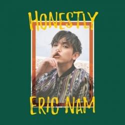 """[PRE-ORDER] ERIC NAM - 3rd Mini Album """"HONESTLY"""""""