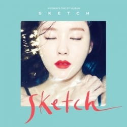 "[PRE-ORDER] Hyo Min (T-ARA) - 2nd Album ""SKETCH"" (Normal Ver.)"