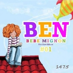"[PRE-ORDER] Ben - 1st Mini Album ""147.5"""