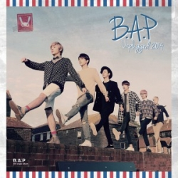 "[PRE-ORDER] B.A.P - 4th Single Album ""B.A.P Unplugged 2014"""
