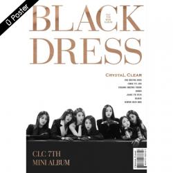 "[PRE-ORDER] CLC - 7th Mini Album ""BLACK DRESS"""