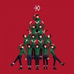"""[PRE-ORDER] EXO - Winter Special Album """"Miracles in December"""" (Chinese Ver.)"""