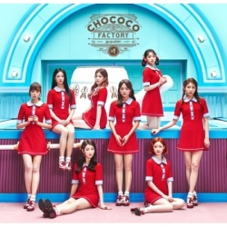 """[PRE-ORDER] GUGUDAN - 1st Single Album """"CHOCOCO FACTORY"""""""