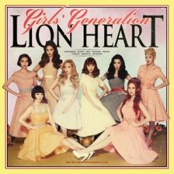"[PRE-ORDER] Girls' Generation - 5th Album ""Lion Heart"""