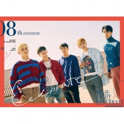 "[PRE-ORDER] HIGHLIGHT - 2nd Mini Album ""CELEBRATE"" (B Ver.)"