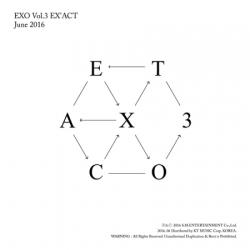 """[PRE-ORDER] EXO - 3rd Album """"EX'ACT"""" (KOREAN VER.)"""
