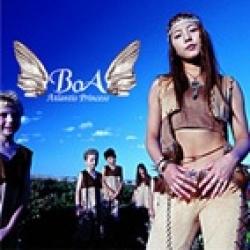"[PRE-ORDER] Boa - 3rd Album ""Atlantis Princess"""