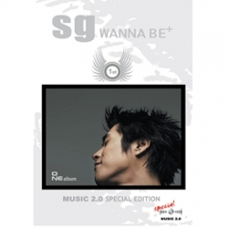 "[PRE-ORDER] SG WANNA BE - 1st Album ""MUSIC 2.0 Special Edition"" <2 FOR 1>"