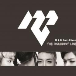 "[PRE-ORDER] M.I.B - 2nd Album ""The Maginot Line"""