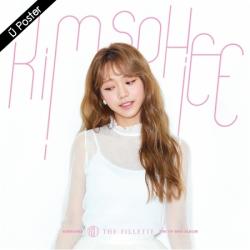 """[PRE-ORDER] KIM SO HEE - 1st Mini Album """"THE FILLETTE"""""""