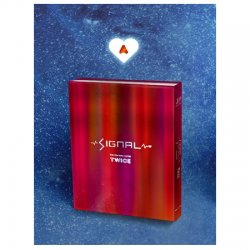 "[PRE-ORDER] TWICE - 4th Mini Album ""SIGNAL"" (A Ver. / Red Ver.)"