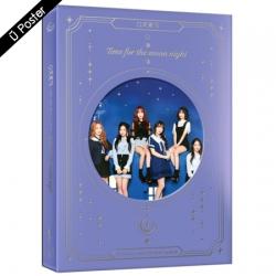 "[PRE-ORDER] GFRIEND - 6th Mini Album ""TIME FOR THE MOON NIGHT"" (Time Ver.)"