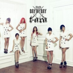 "[PRE-ORDER] T-ARA - 6th Mini Album ""Day By Day"""